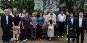 フィリピンの介護施設訪問